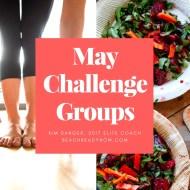 May 2017 Challenge Groups