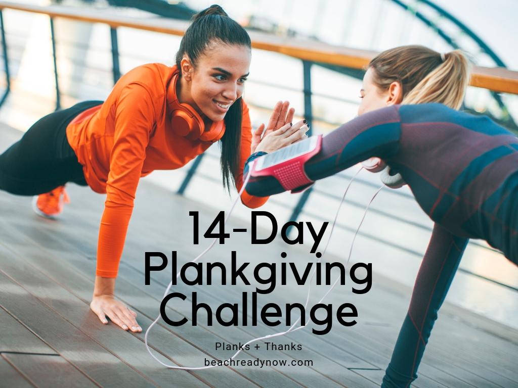 14-DayPlankgiving Challenge