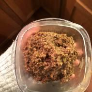 Chocolate Peanut Butter Steel-Cut Oatmeal