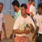 1st Lignano Beach Rugby Tournament – 1993