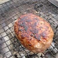 簡単!炭火焼きハンバーグレシピ