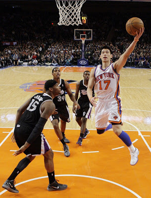 Jeremy Lin by Marie Calloway
