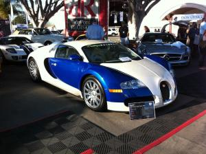 Barrett Jackson Auction at OC event Center