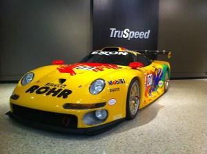 Ever Seen A Porsche GT-1?