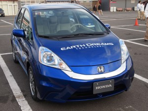 Honda Fit EV – Lease for $399 a Month