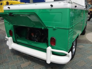 VW Crew Cab Pickup