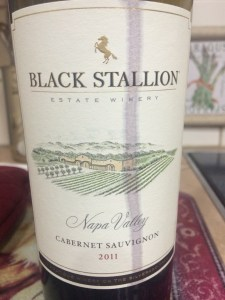 Black Stallion Cab, We like it
