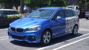 Is BMW Testing a B Class Killer?