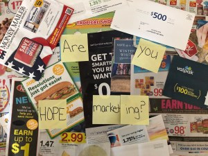 Hope Marketing – Is It Your Game Plan?