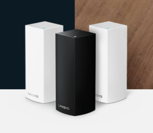 Mesh networking with Linksys Velop