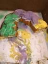 King Cake in Huntington Beach