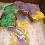 King Cake in Huntington Beach