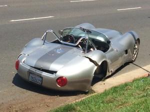 Fast Lane Left turn equals destroyed Repli-cobra