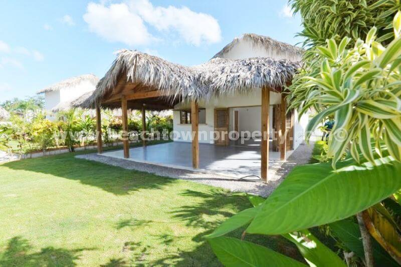 New 2 bedroom Villa for sale Las Terrenas Samana Dominican Republic