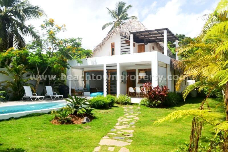 Ecological Villa for Sale Las Terrenas Dominican Republic