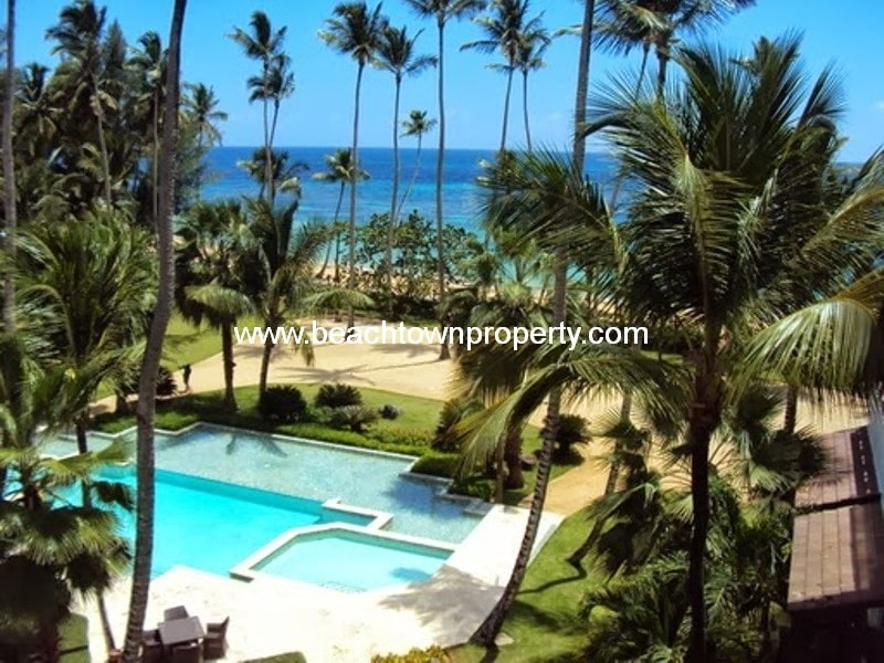 Luxury Penthouse apartment with roof terrace in Las Terrenas