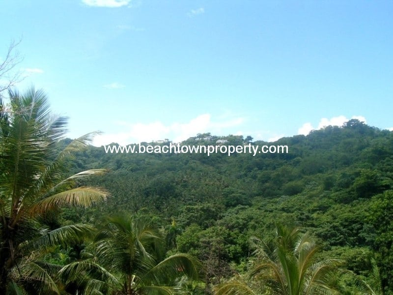 Serviced building plot Las Terrenas Samana