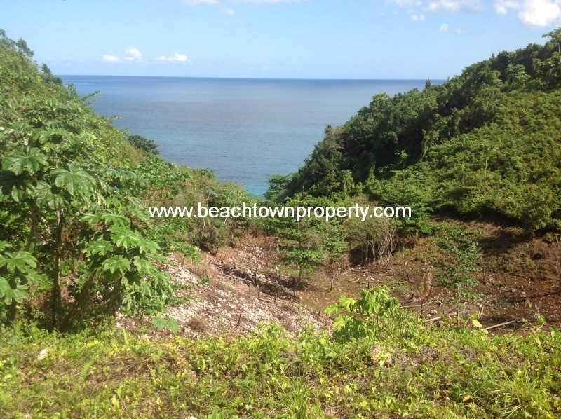 Beach front development residential land Las Terrenas Dominican Republic