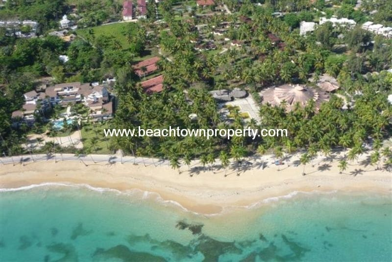 Development land close to the beach for sale Las Terrenas