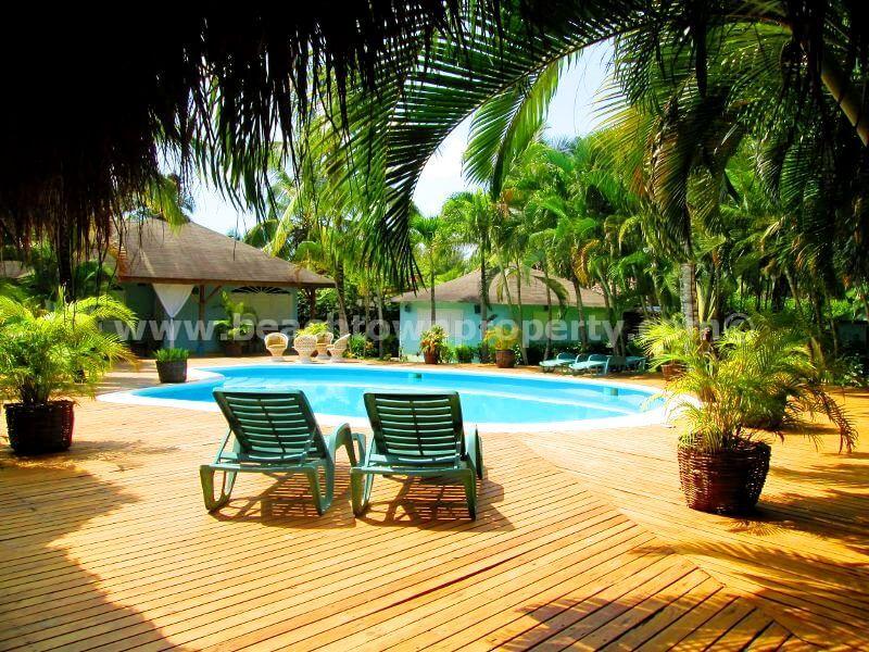 Villa Rental business for sale Las Terrenas Dominican Republic