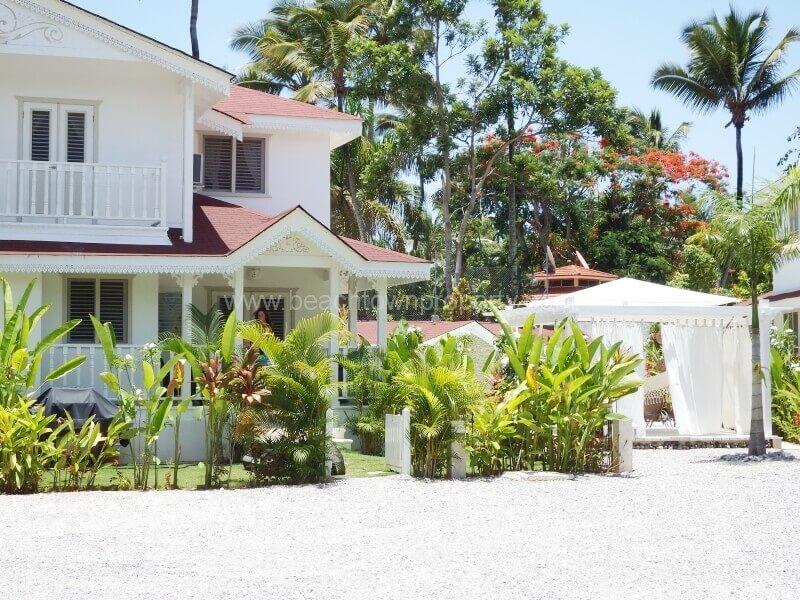 Rental Investment Villa Las Terrenas Samana Dominican Republic