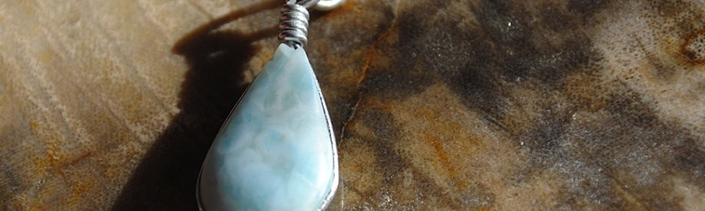 Larimar Precious Stone of the Dominican Republic