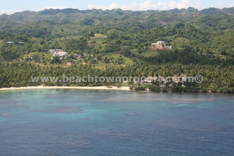 Caribbean House Building Plot Las Terrenas Dominican Republic