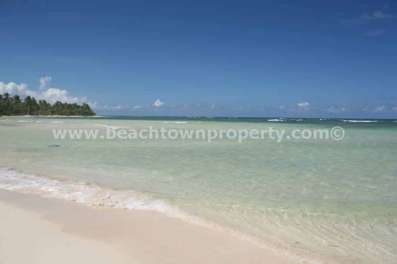 Beachfront Building Land El Portillo Dominican Republic
