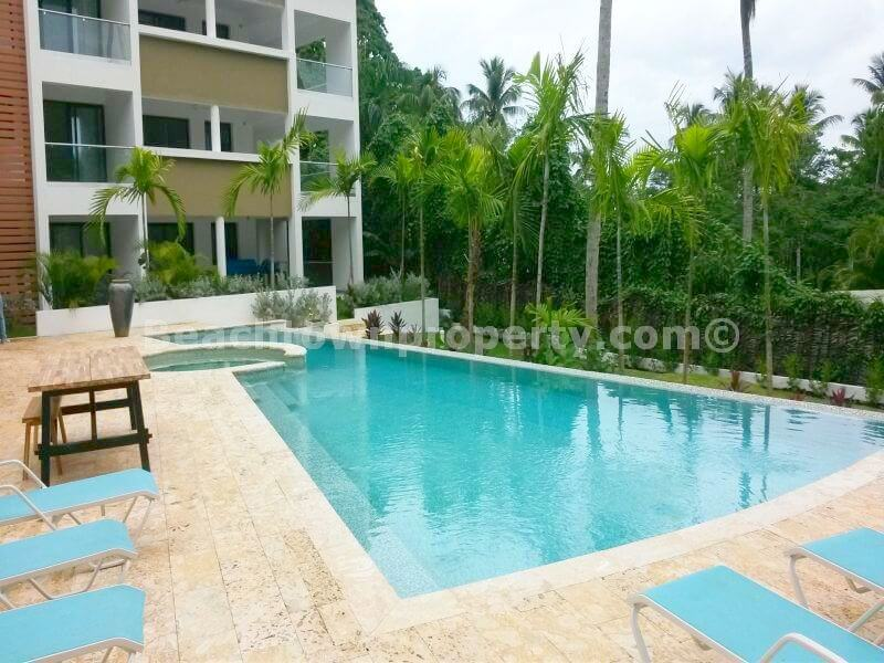 2 Bed New Build Apartment Las Terrenas Samana
