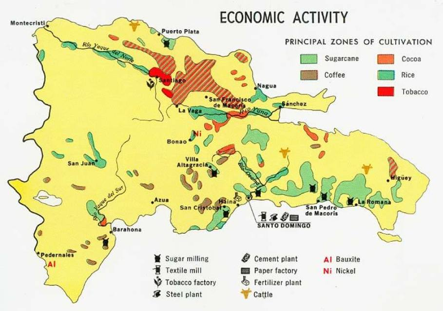 Dominican Republic Economic Outlook Economy Data 2016