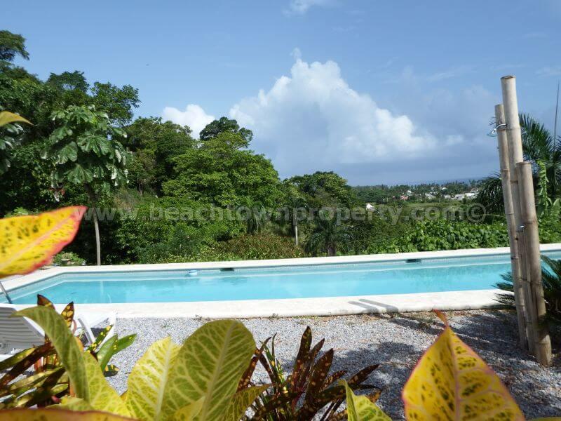 Ocean View Villa Las Terrenas Dominican Republic