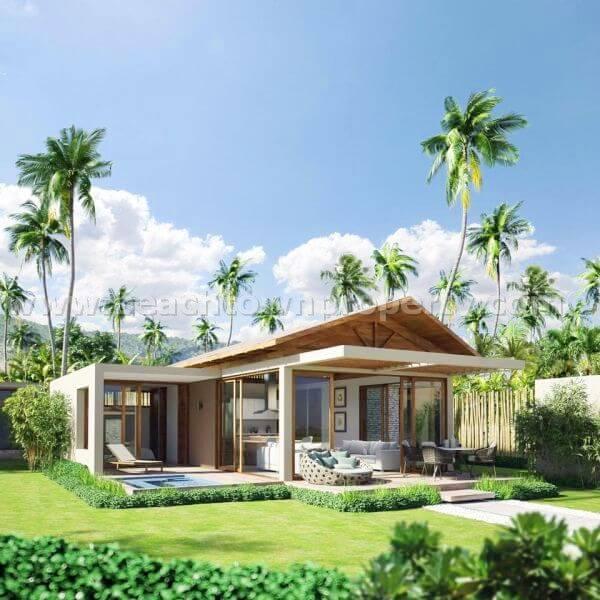 Dominican Republic Marena Beach Villas for Sale