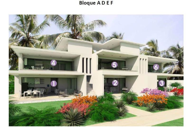 Dominican Republic Apartment for sale Las Ballenas