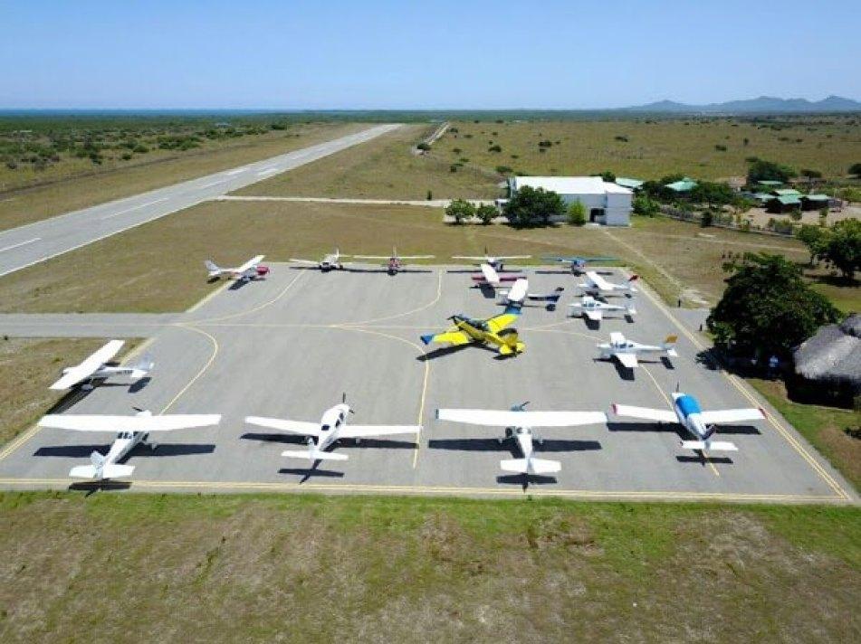 International Flights Starting at Montecristi Dominican Republic