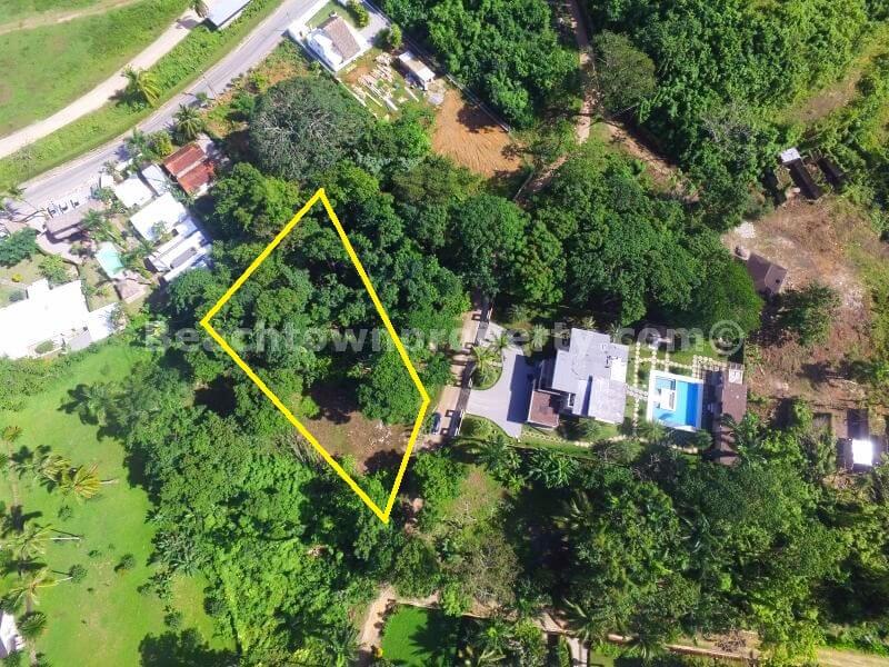 Playa Bonita Land For Sale Dominican Republic