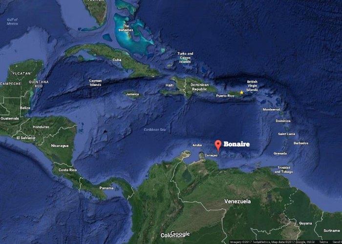 Bora Tampa Bora Map