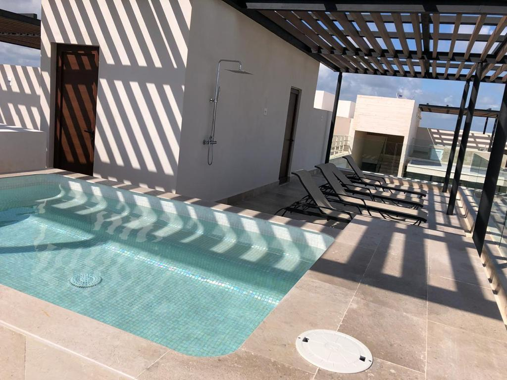 properties in playa del carmen oceana penthouse 517 20