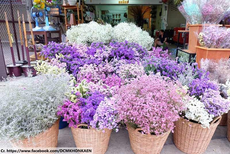 สแตติส, Wedding Flowers