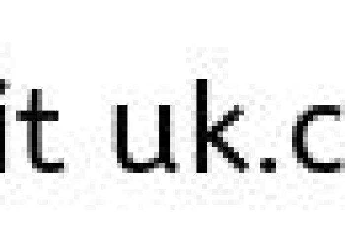 Life buoy in the middle of a stormy ocean