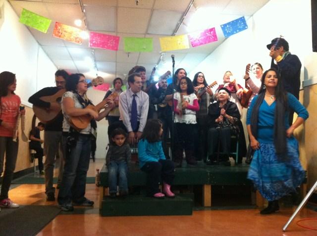 """""""Naranjas y Limas"""" performed by Seattle Fandango Project"""