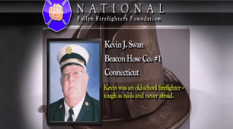 BHC Remembers Past Asst. Chief Kevin Swan on 10-Year Anniversary