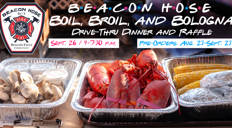 Pre-Order for BHC's 'Boil, Broil, and Bologna' Drive-Thru Dinner