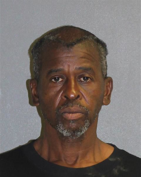 Earl Edwards, in a mugshot from a 2017 arrest