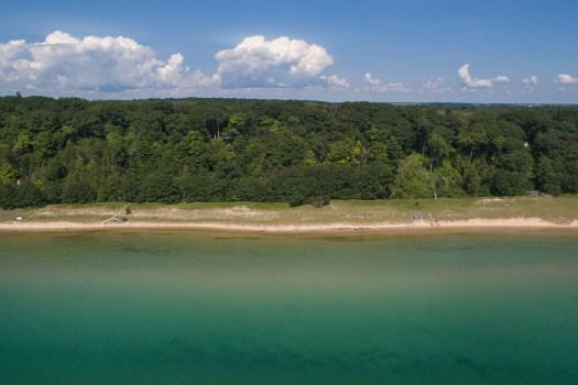 vacant land Lake Michigan