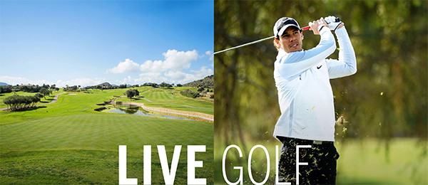 LIVE Golf