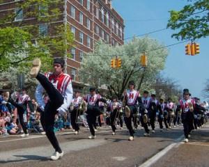 Tulip Time Parade