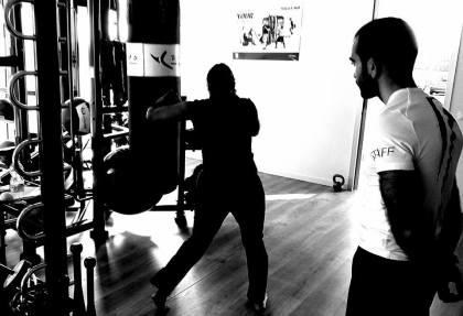 Difesa personale e boxe amatoriale