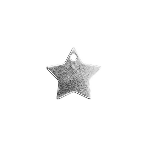 Sterling Silver Shining Star