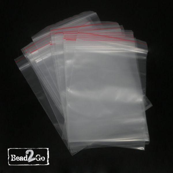 plastic bags 12x8cm
