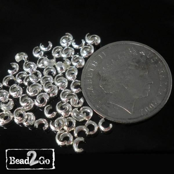 Round Crimp Bead Cover